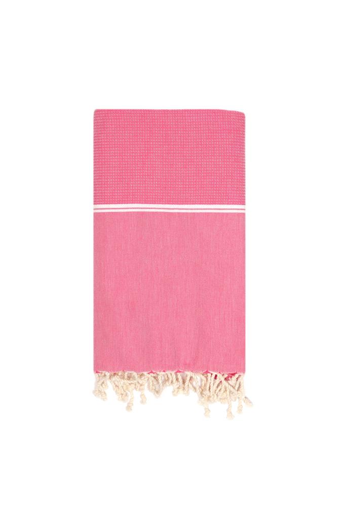 hamamdoek roze